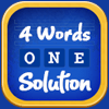 4 Words 1 Solution