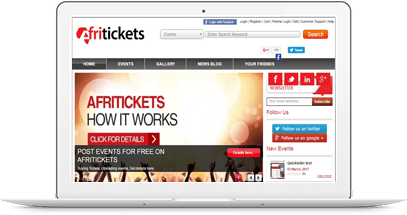 Afritickets