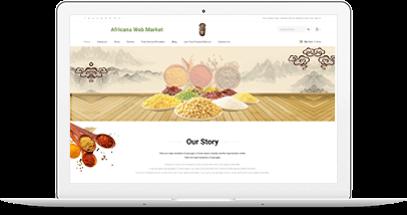 Africana Web Market